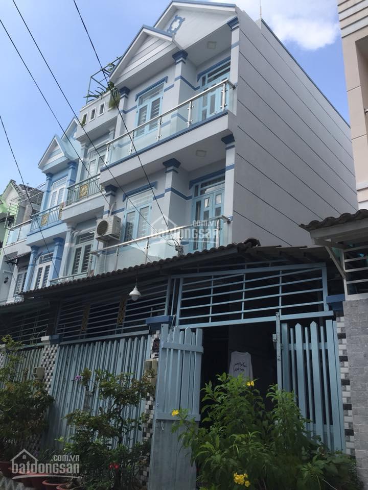 Bán nhà Lê Văn Lương SHR 7x12m 3 Tầng 4PN hẻm 6m 3.55 tỷ Gần BV Nhà Bè